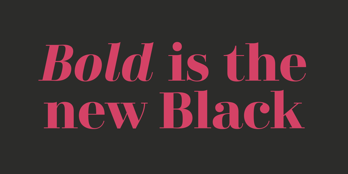 Didonesque - A Luxurious Display Typeface - Perfect for Branding